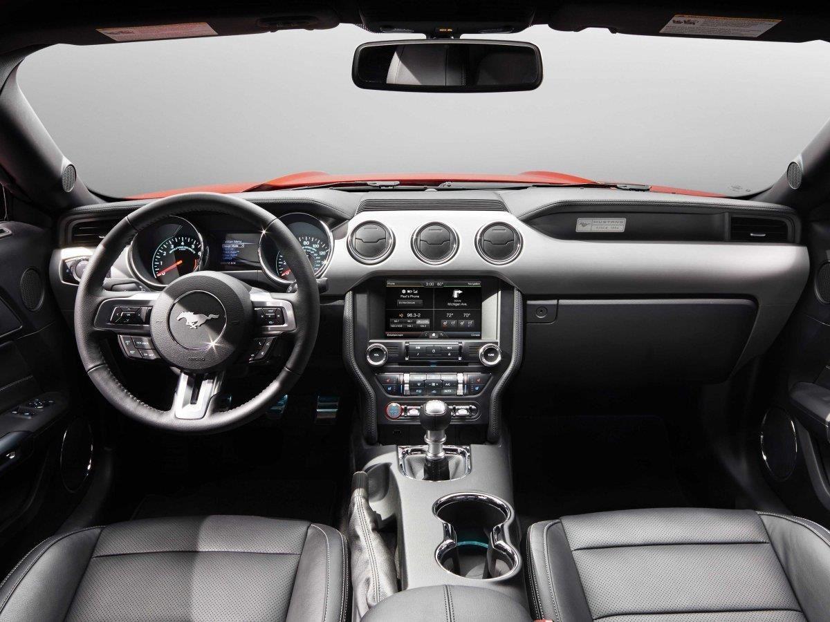 2015 Mustang gt500
