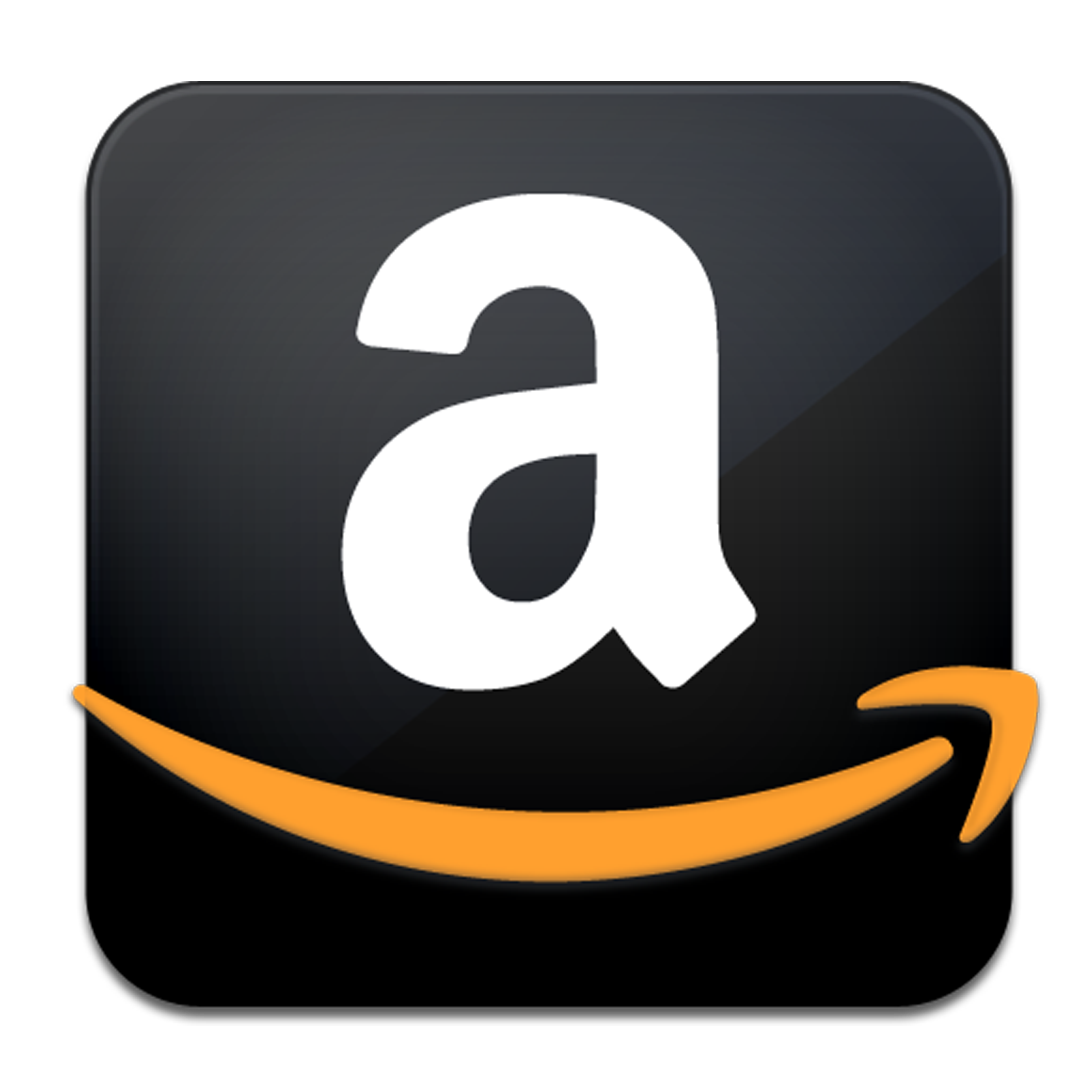 Amazon Font and Amazon Logo
