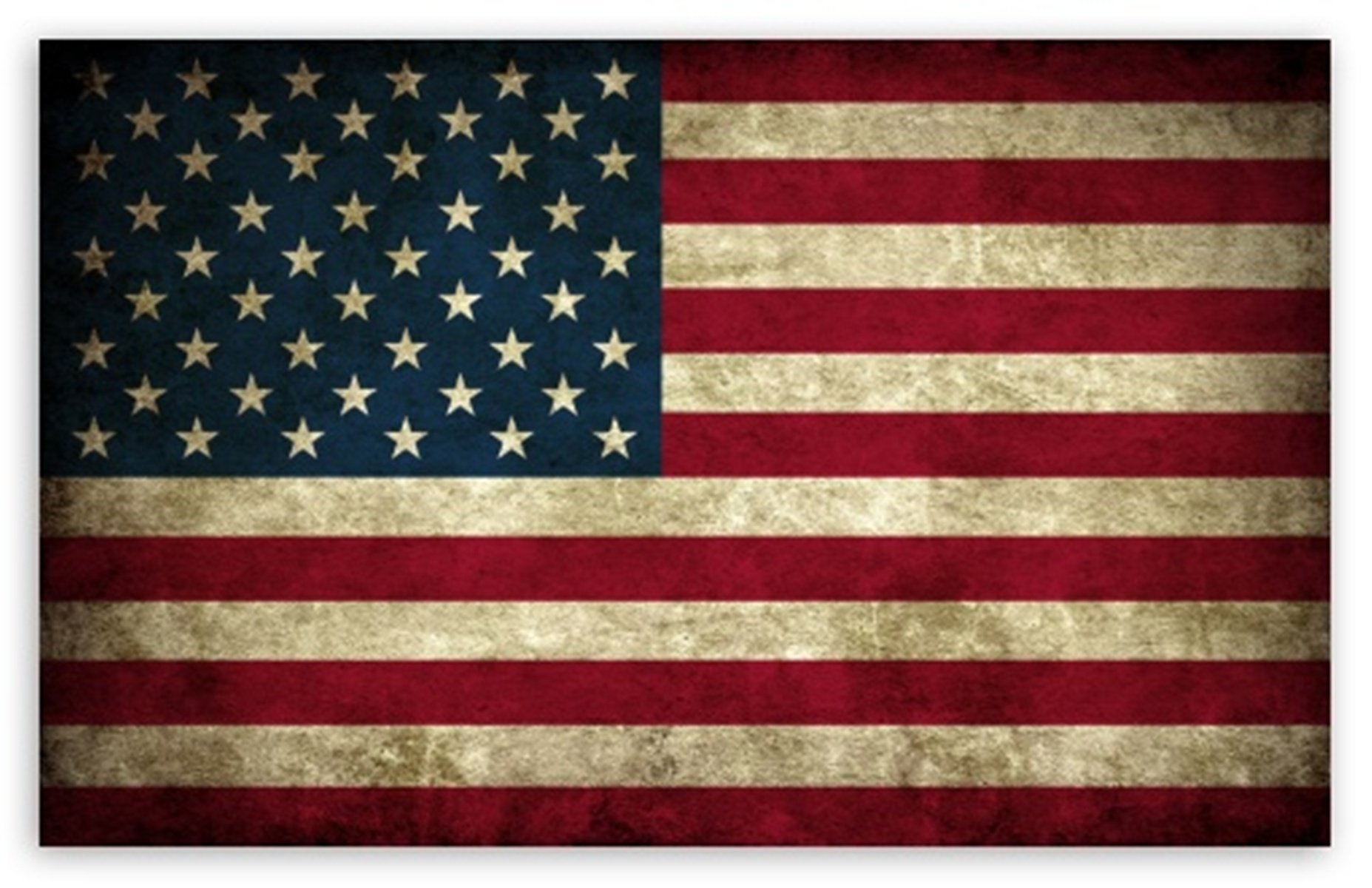 American Flag Fotolip