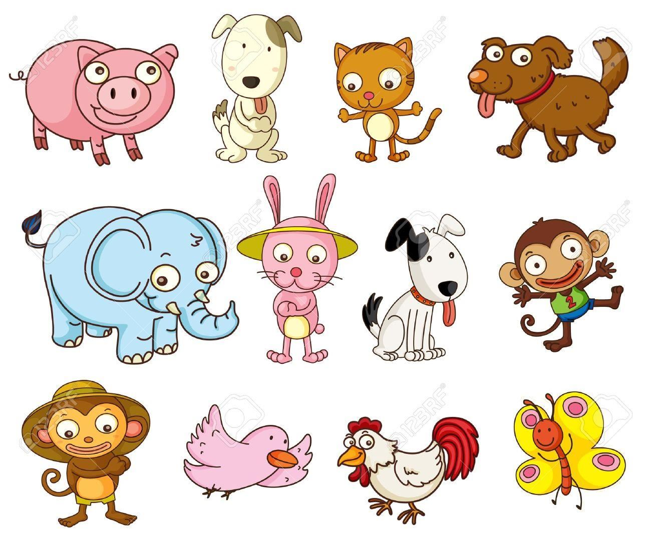Animals clipart - Fotolip