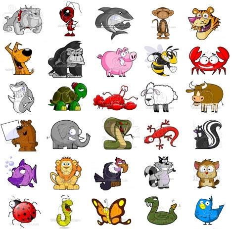 Animals clipart
