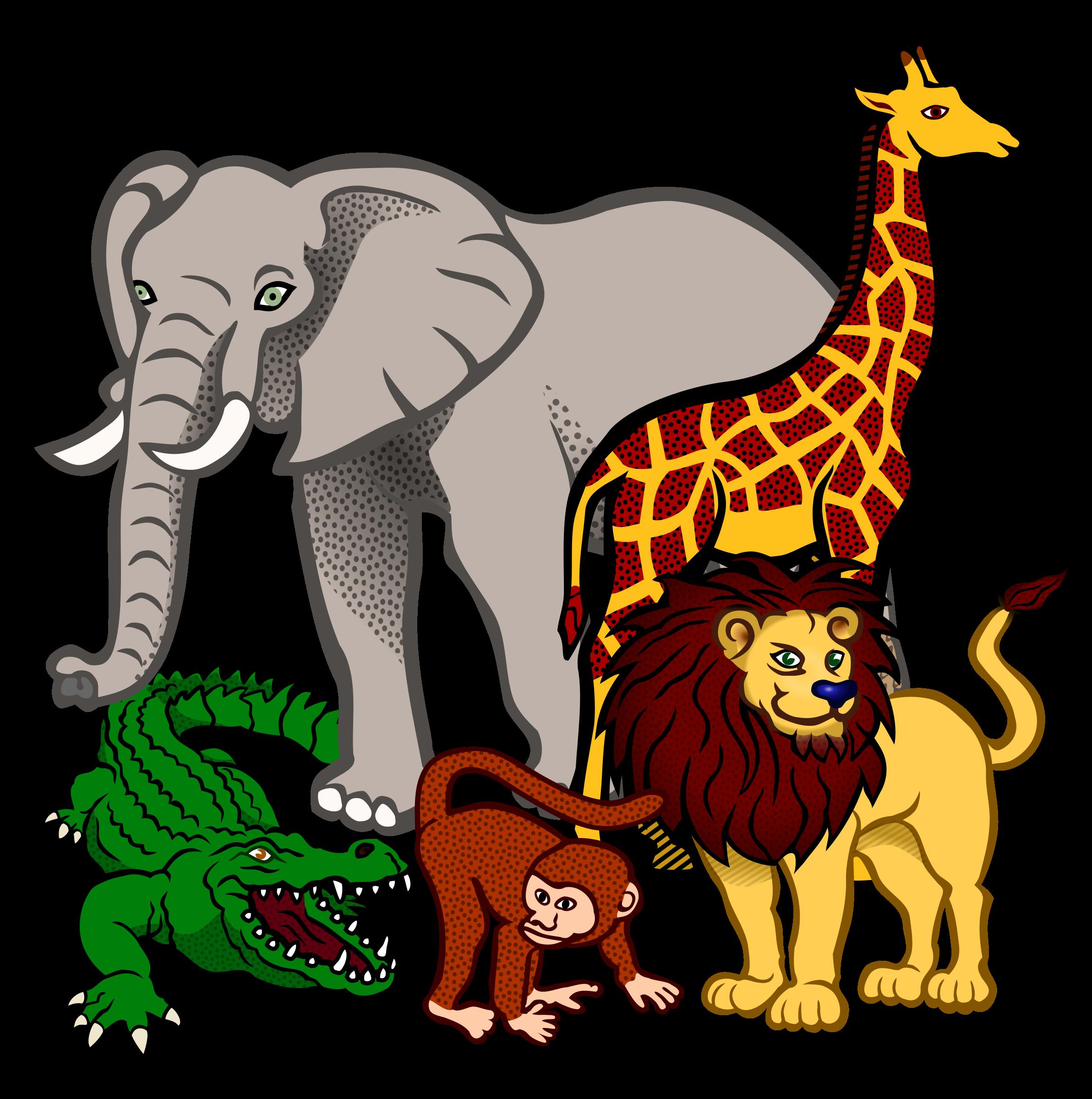 Animals clipart