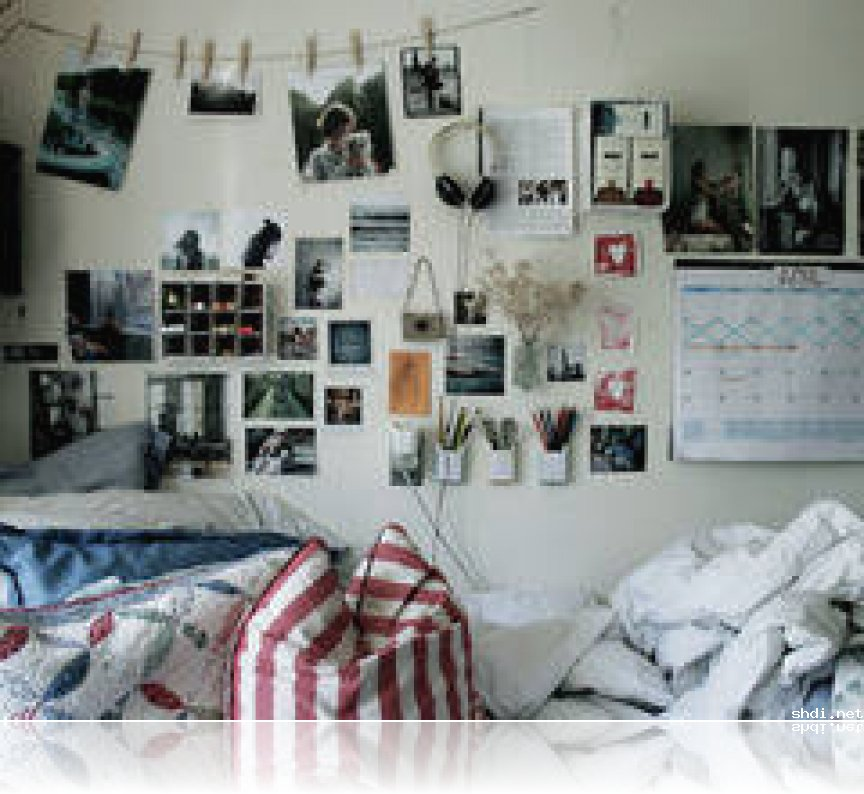 Bedroom ideas tumblr fotolip - Hipster zimmer ...