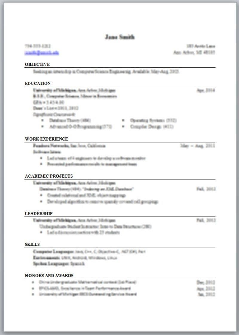 best resume format rich image and wallpaper