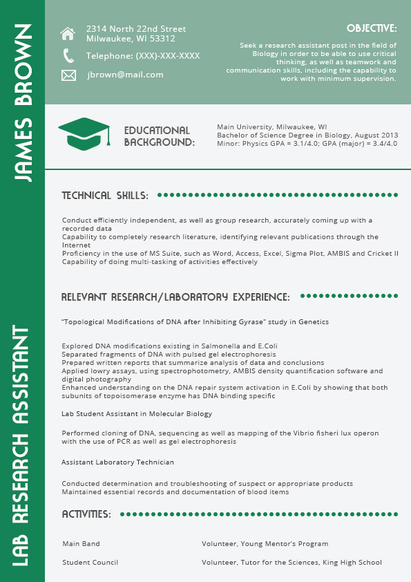 Top Resume Formats Best Resume Layout Jianbochencom Best  Best