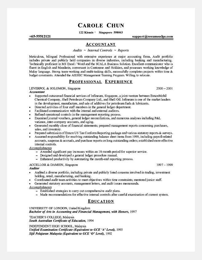 Experienced It Professional Resume Samples senior manager audit risk management resume template Best Resume Format For Experienced Professionals