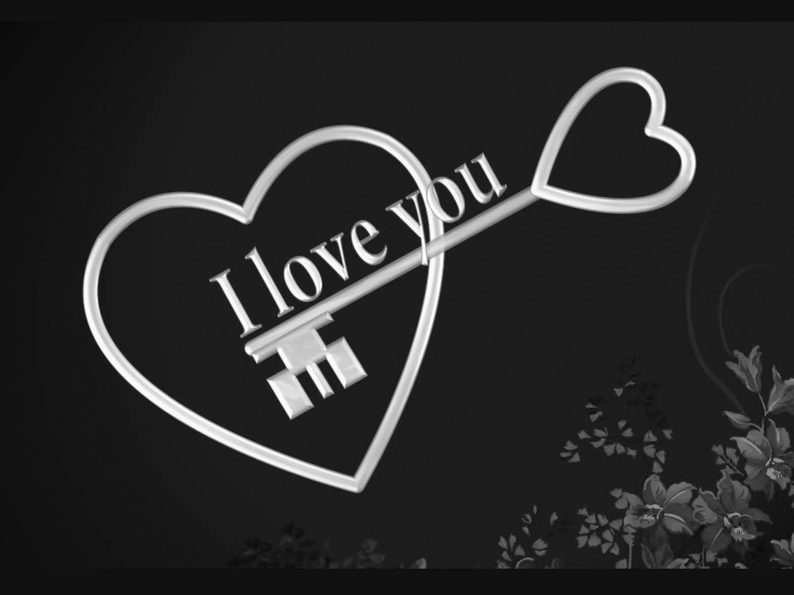 Black Love Wallpaper