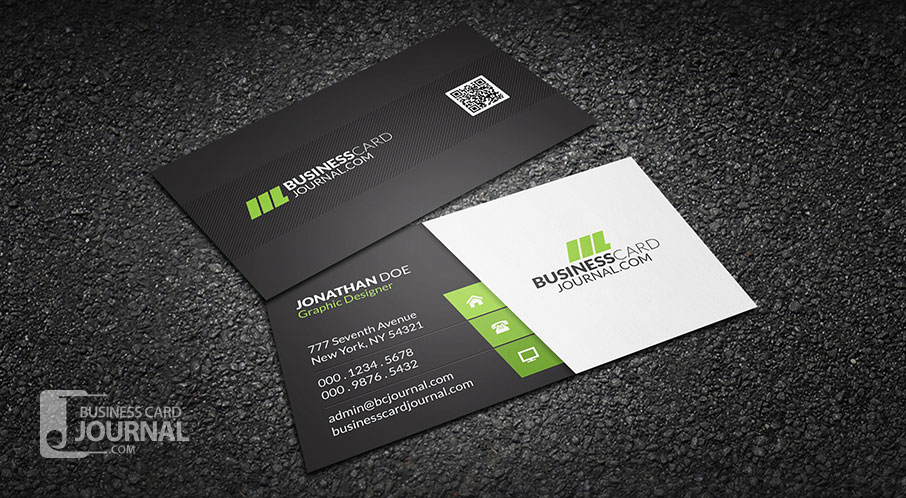 Business card template fotolip rich image and wallpaper business card template wajeb Gallery