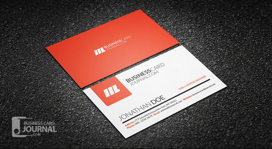 Business card template fotolip rich image and wallpaper business card template colourmoves