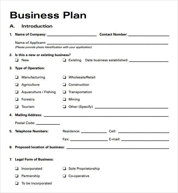 business plan template fotolip com rich image and wallpaper