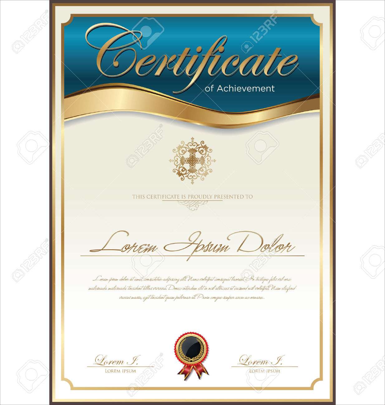Certificate templates rich image and wallpaper for Free printable certificate templates