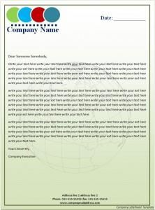 Company Letter Head
