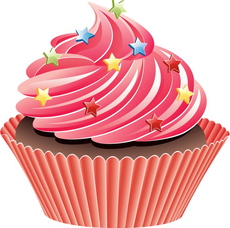 Cupcakes Clipart | Fotolip.com Rich image and wallpaper