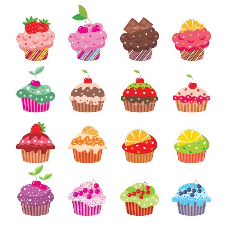 Cupcakes Clipart Fotolip