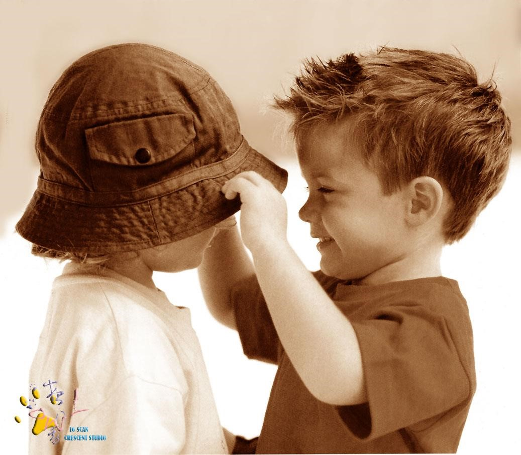 Cute Child Couple Wallpaper Fotolip Com Rich Image And