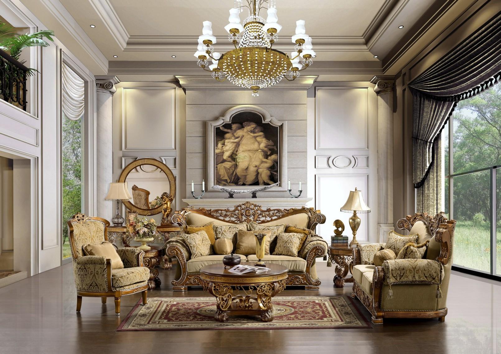 Elegant Living Room Ideas - Fotolip
