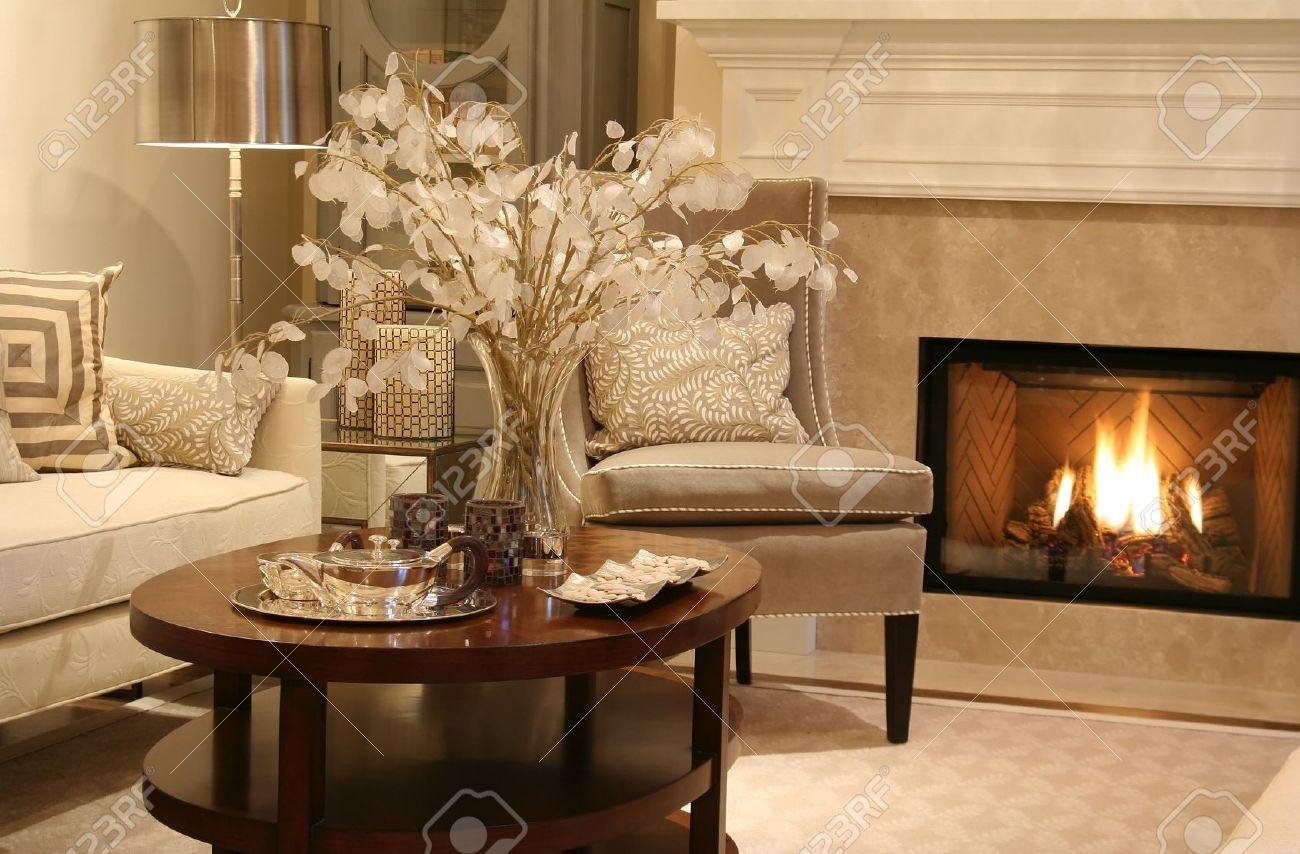 Elegant livingrooms best free home design idea for Classy living room designs