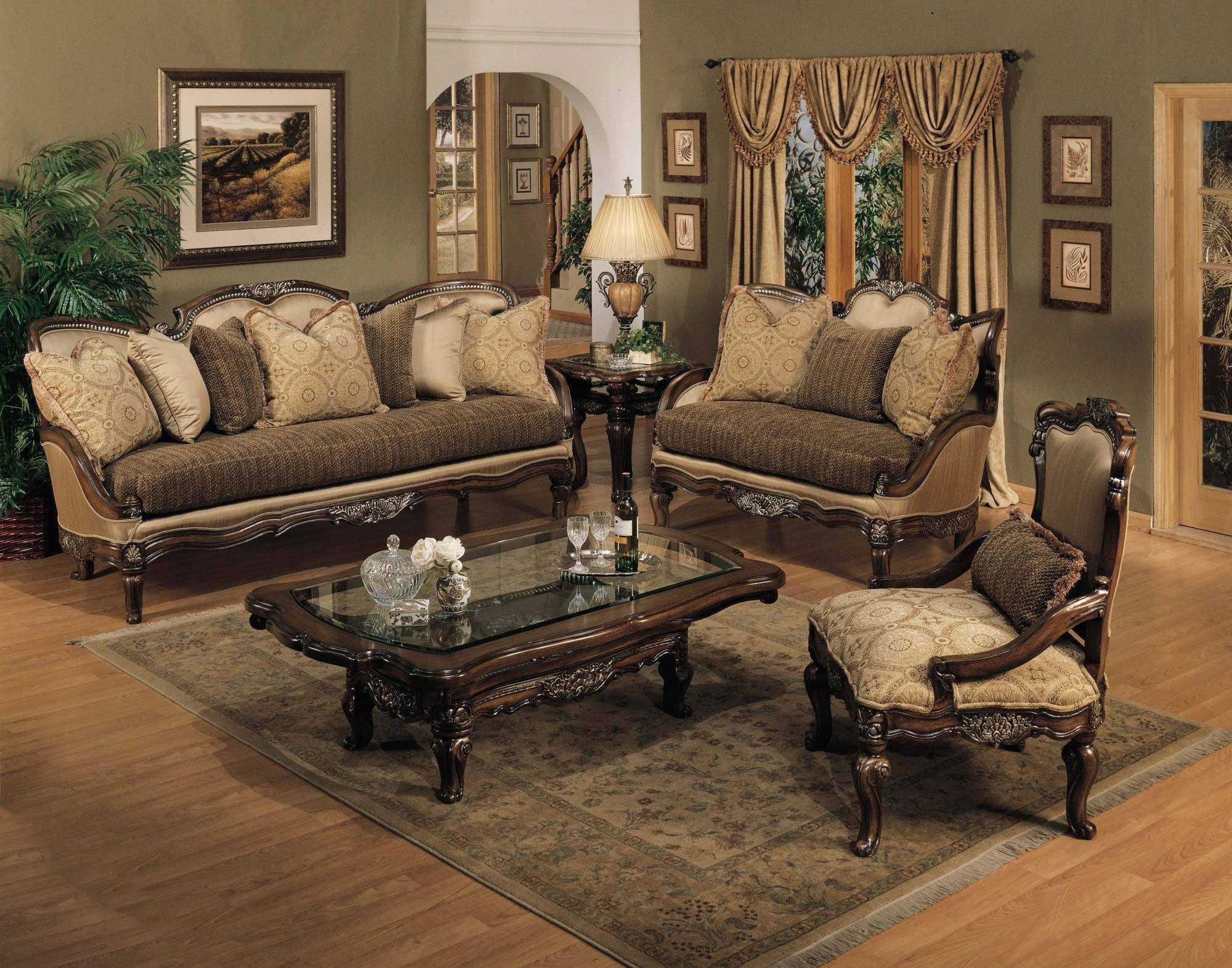 Living Room: Elegant Living Room Ideas