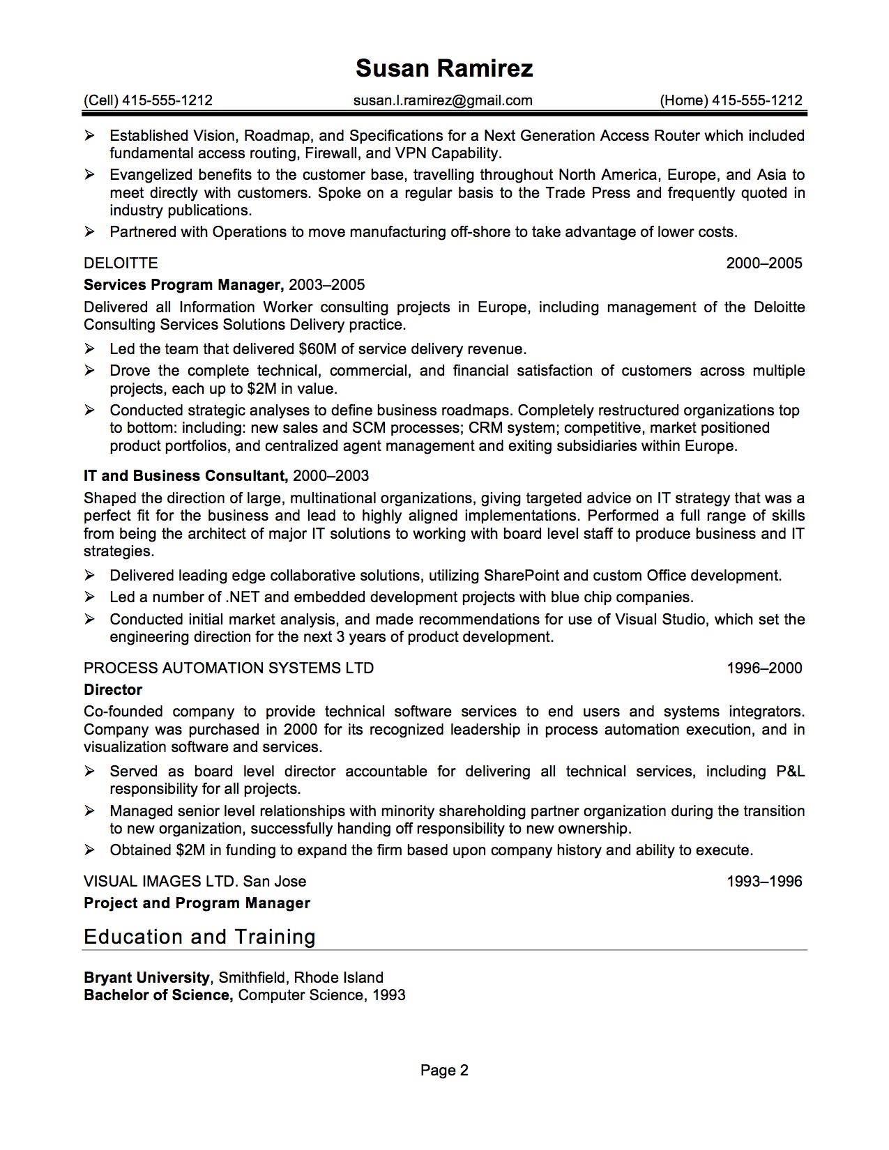 Plant Foreman Resume – Piping Supervisor Resume