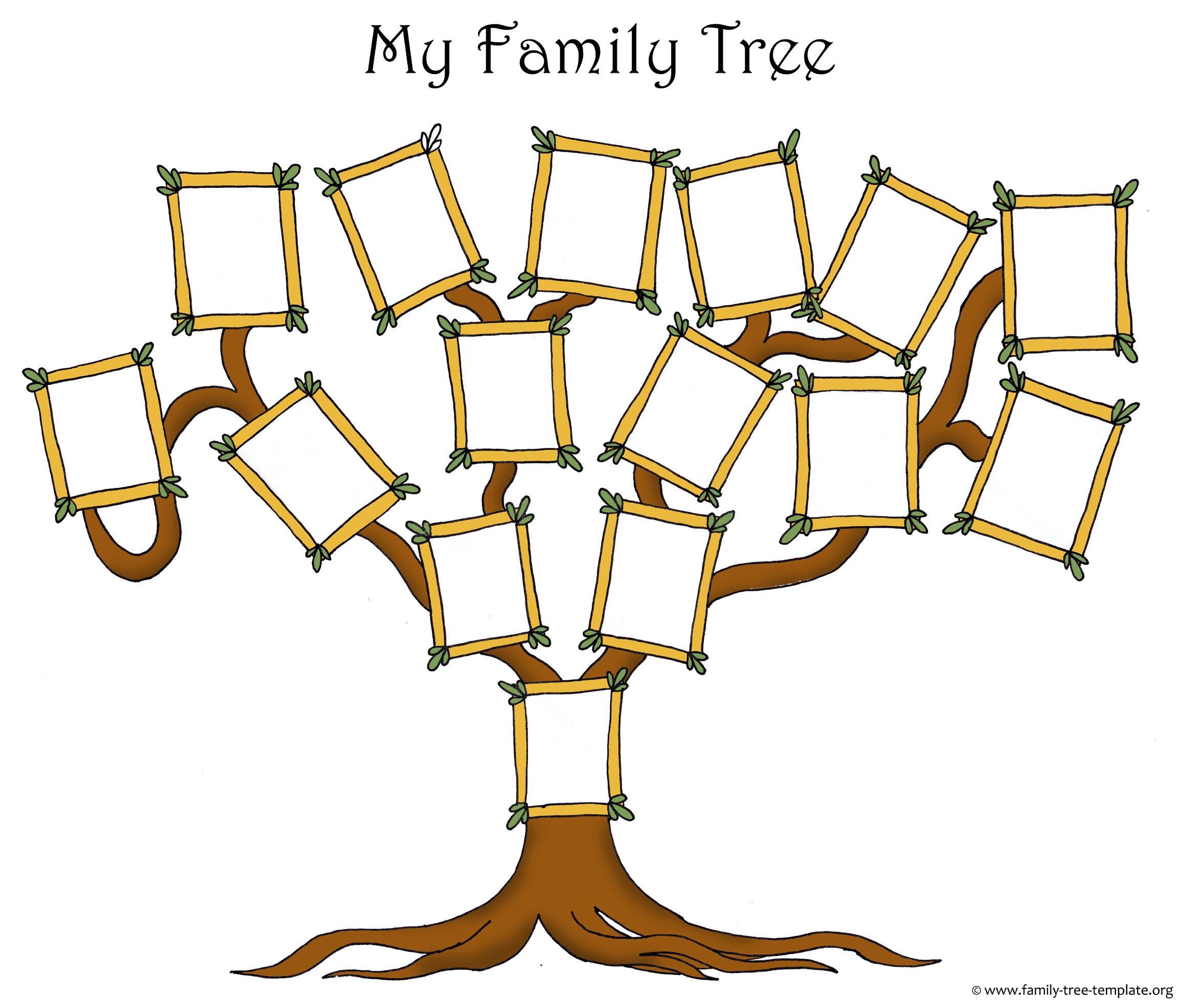 This is a photo of Terrible Pictures of Family Trees