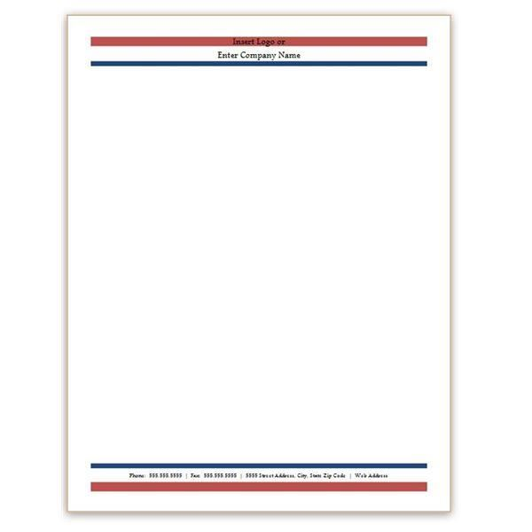 Free Letterhead Templates | Fotolip.com Rich image and wallpaper