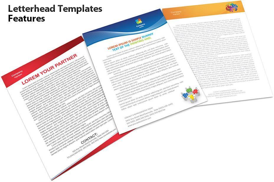 Free Letterhead Templates – Free Word Letterhead Template