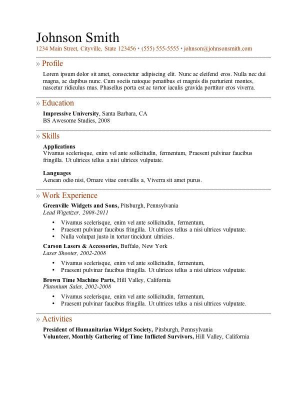 free resume templates fotolip com rich image and wallpaper