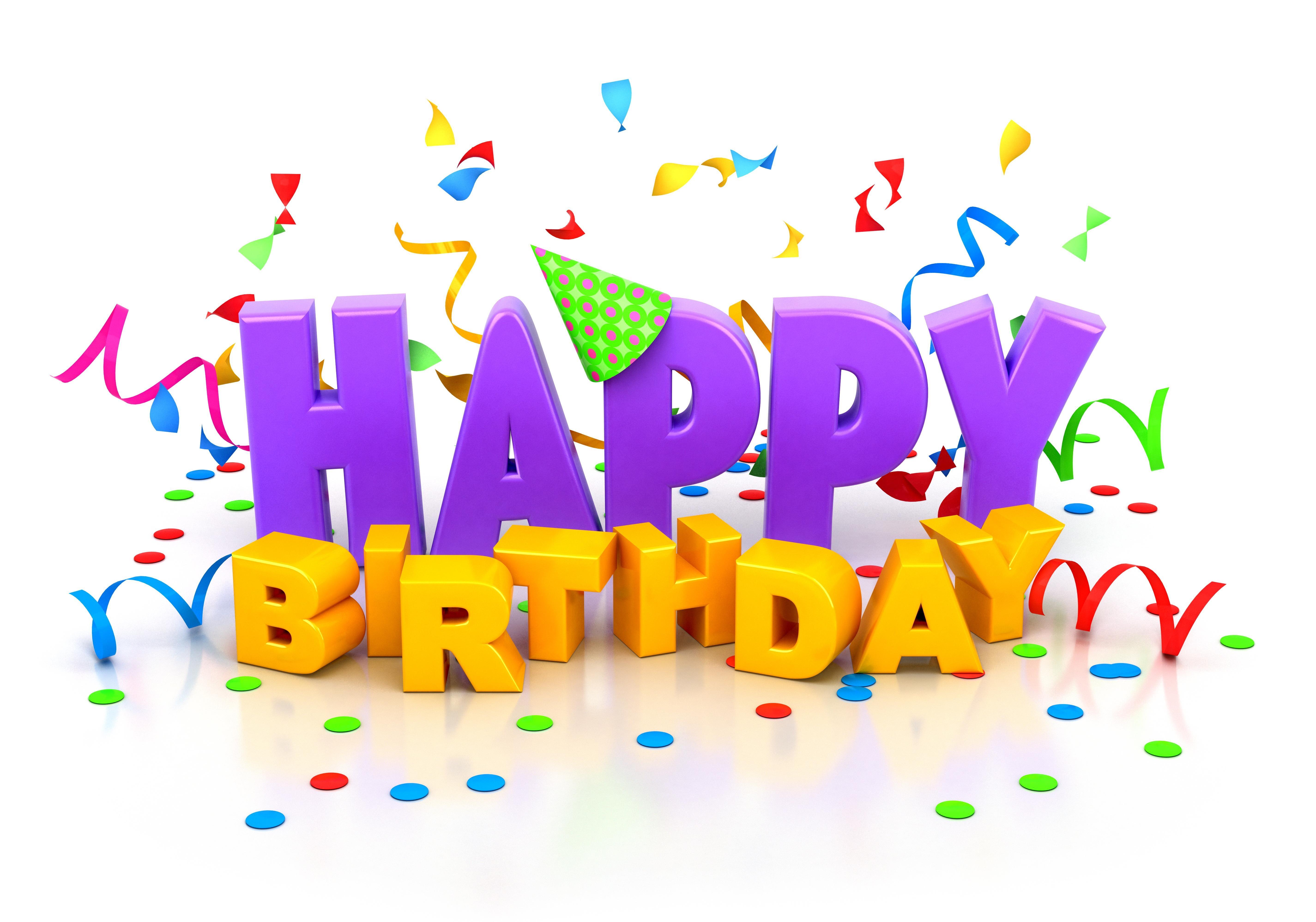Happ Birthday