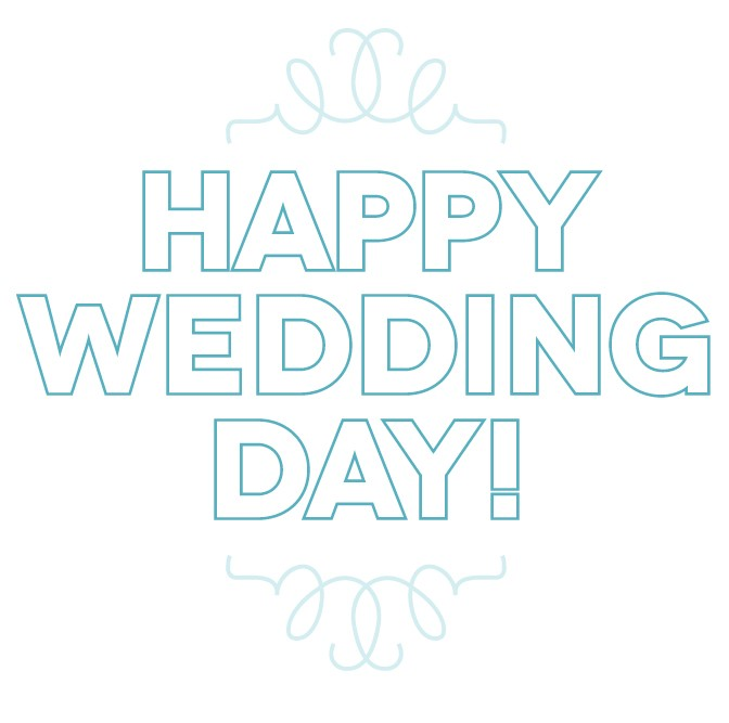 Happy Wedding Day