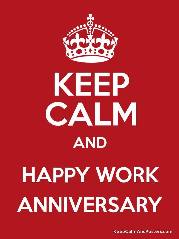Happy Work Anniversary Fotolip