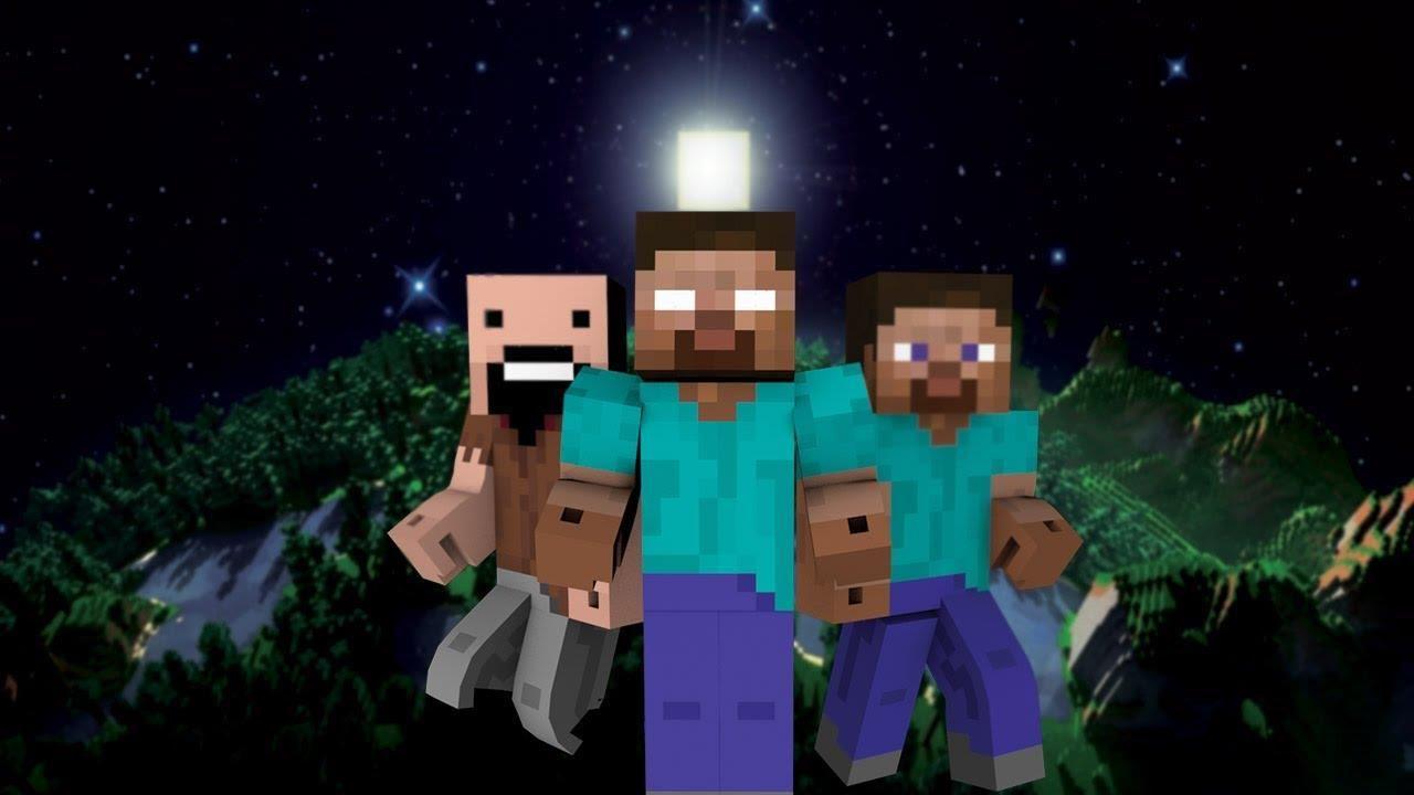 Herobrine Minecraft Fotolip Com Rich Image And Wallpaper