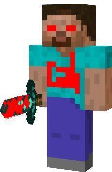 Herobrine Minecraft
