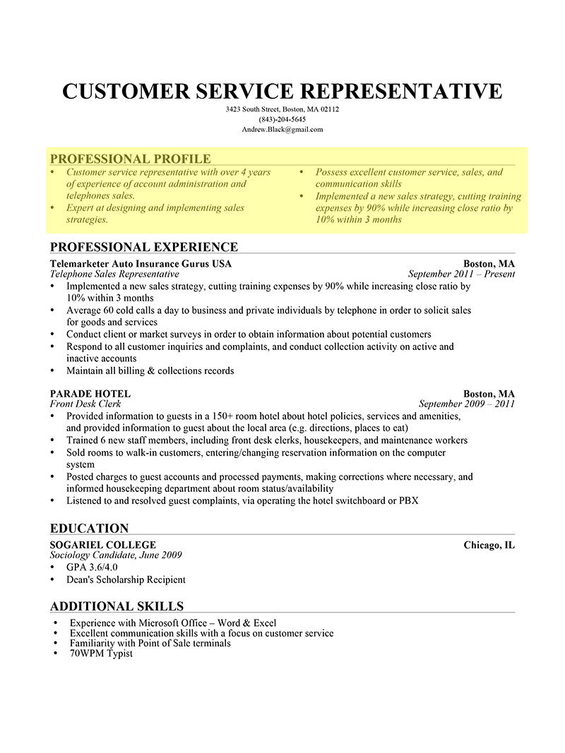 Expert resume writing words to use
