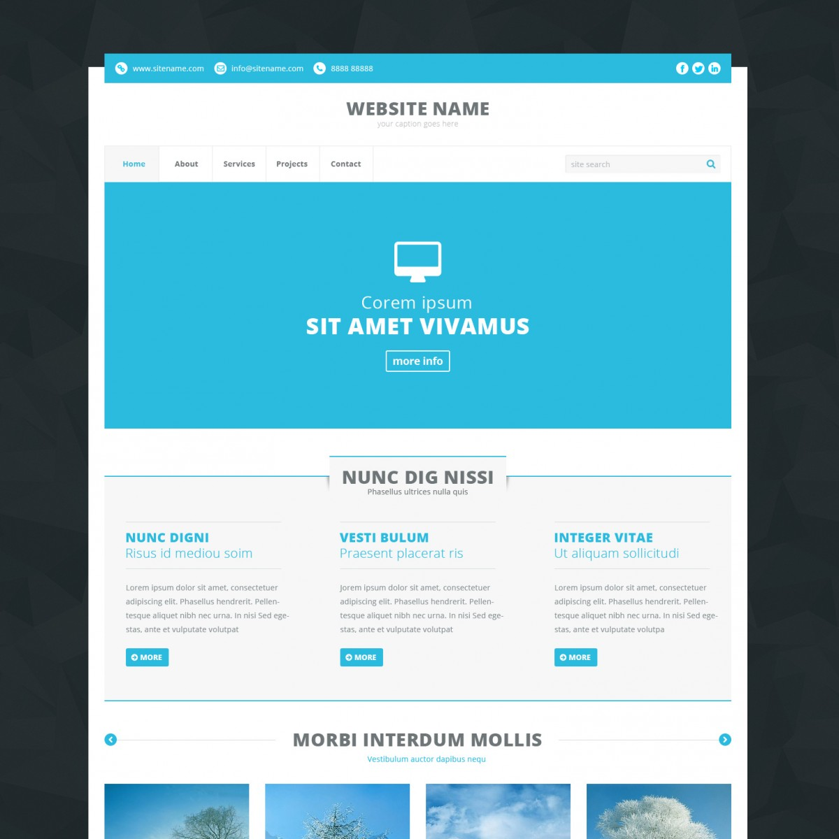 Html Template Fotolip Com Rich Image And Wallpaper