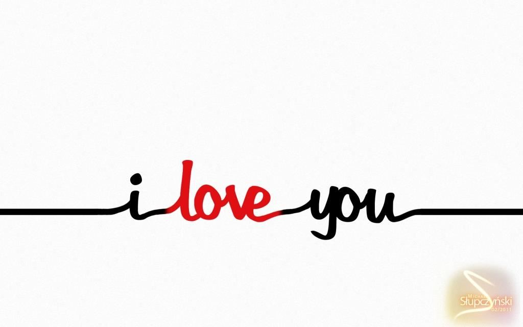 Love You Wallpaper
