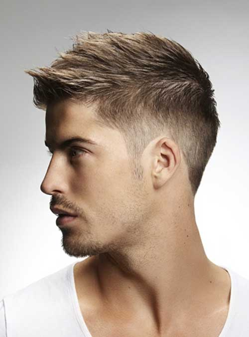 Greatest Mens Brief Hairstyles for Thick Hair