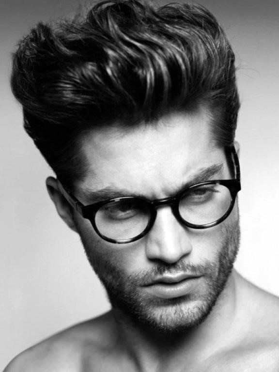 10 Mens Haircuts for Thick Hair
