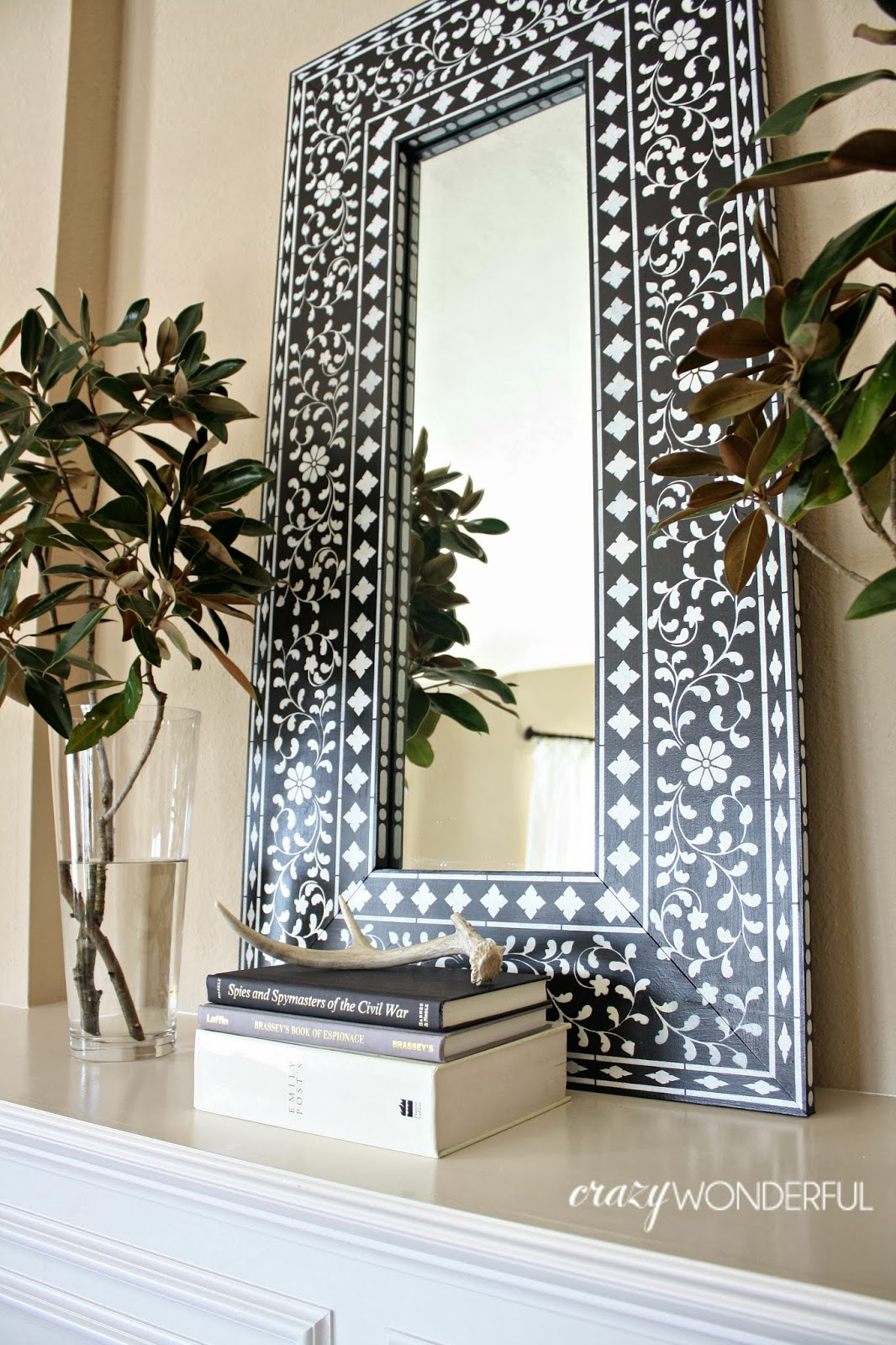 Mirror Decorating Ideas Fotolip