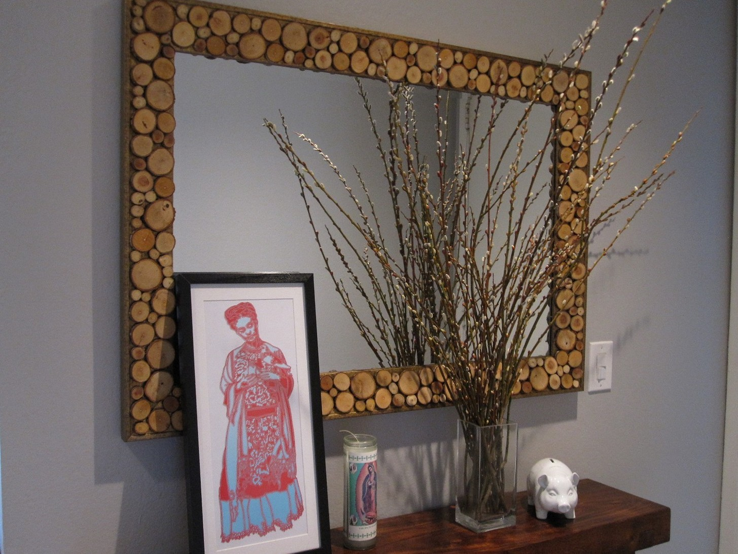 Attirant Mirror Decorating Ideas