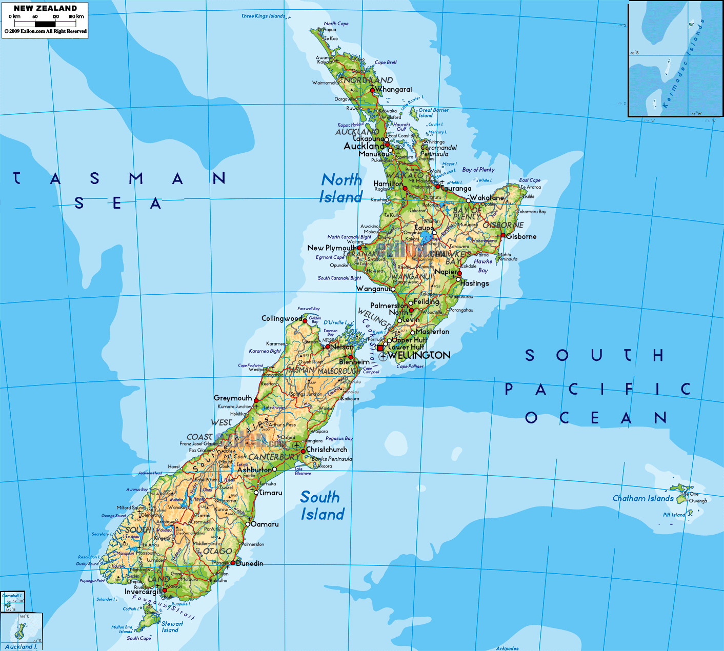 New Zealand Map Fotolip Com Rich Image And Wallpaper
