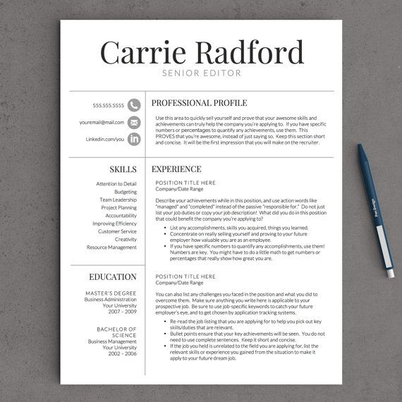 c f c a c f c a resume professional resume template professional resume template