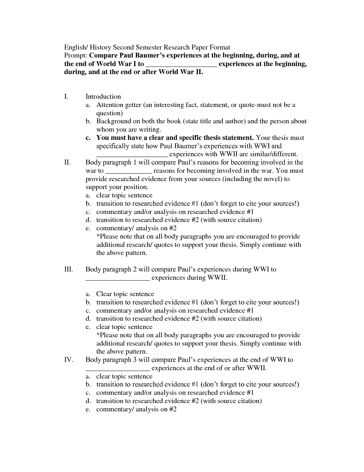 instructions for writing a research paper Middle school research writing and the students will write the rough draft of their research paper look for instructions in an email with the subject.