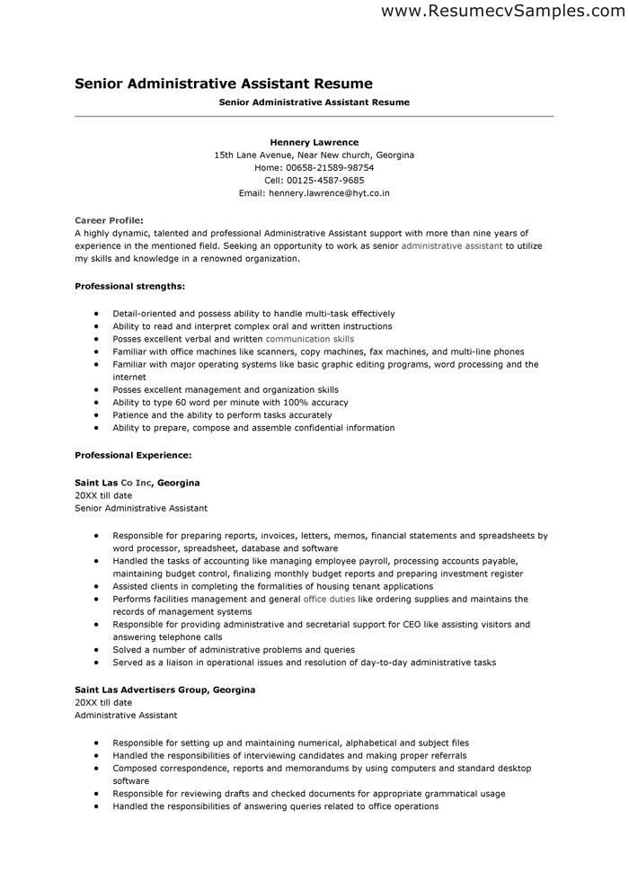 Professional Resume Template Word | Resume Format Download Pdf