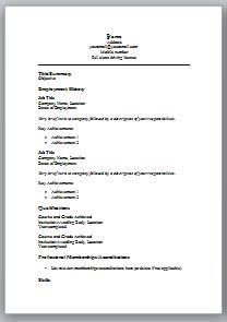 resume template free basic examples is an objective statement resume free resume templates