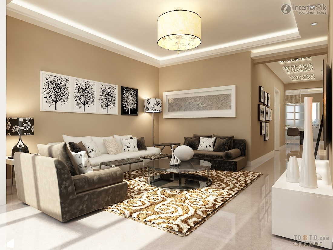 stylish living room | fotolip rich image and wallpaper