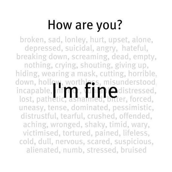 the impression of sad quotes fotolip