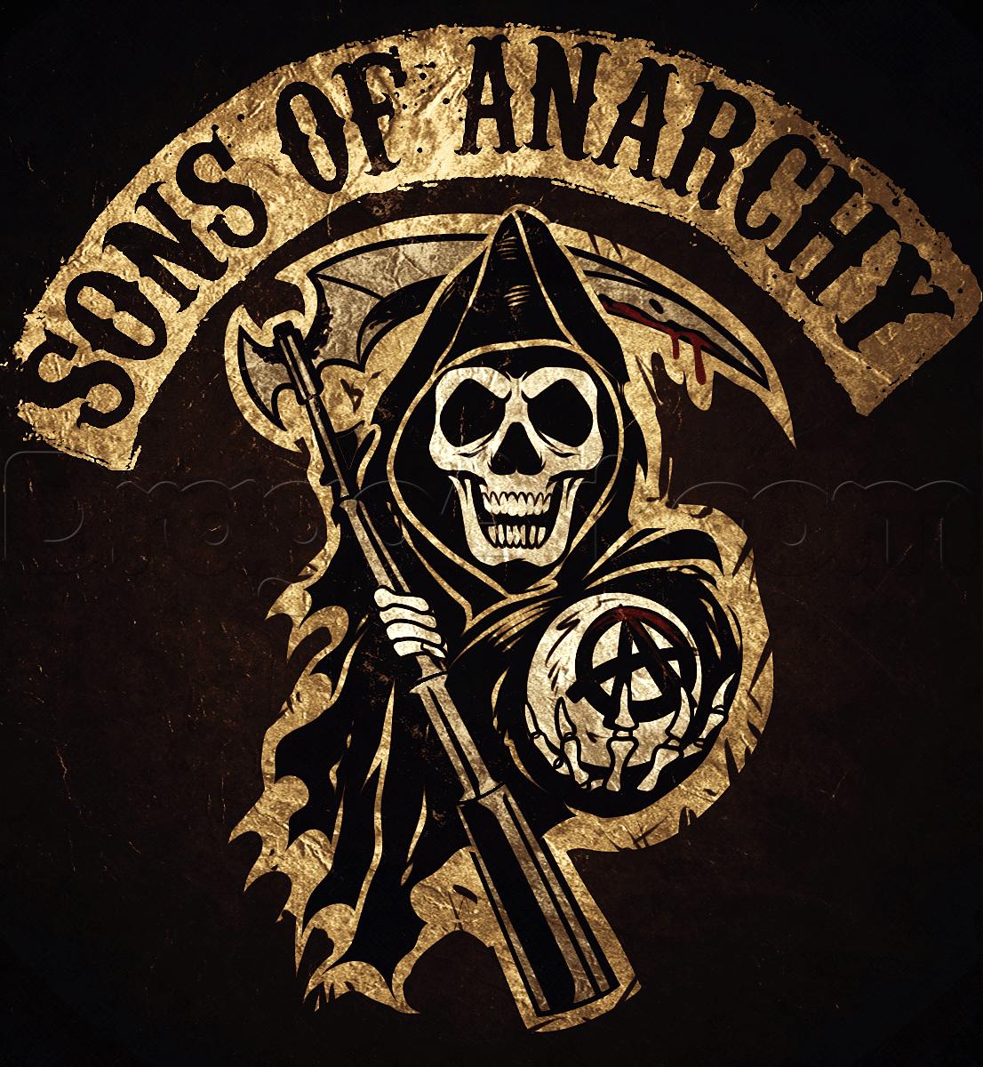 Sons Of Anarchy Tisch