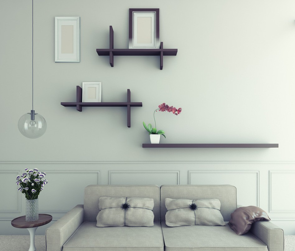 Wall Decor Ideas For Large Walls: Wall Design Ideas