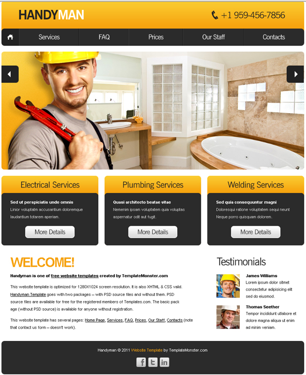 It business website templates images business cards ideas website templates fotolip rich image and wallpaper website templates friedricerecipe images friedricerecipe Choice Image