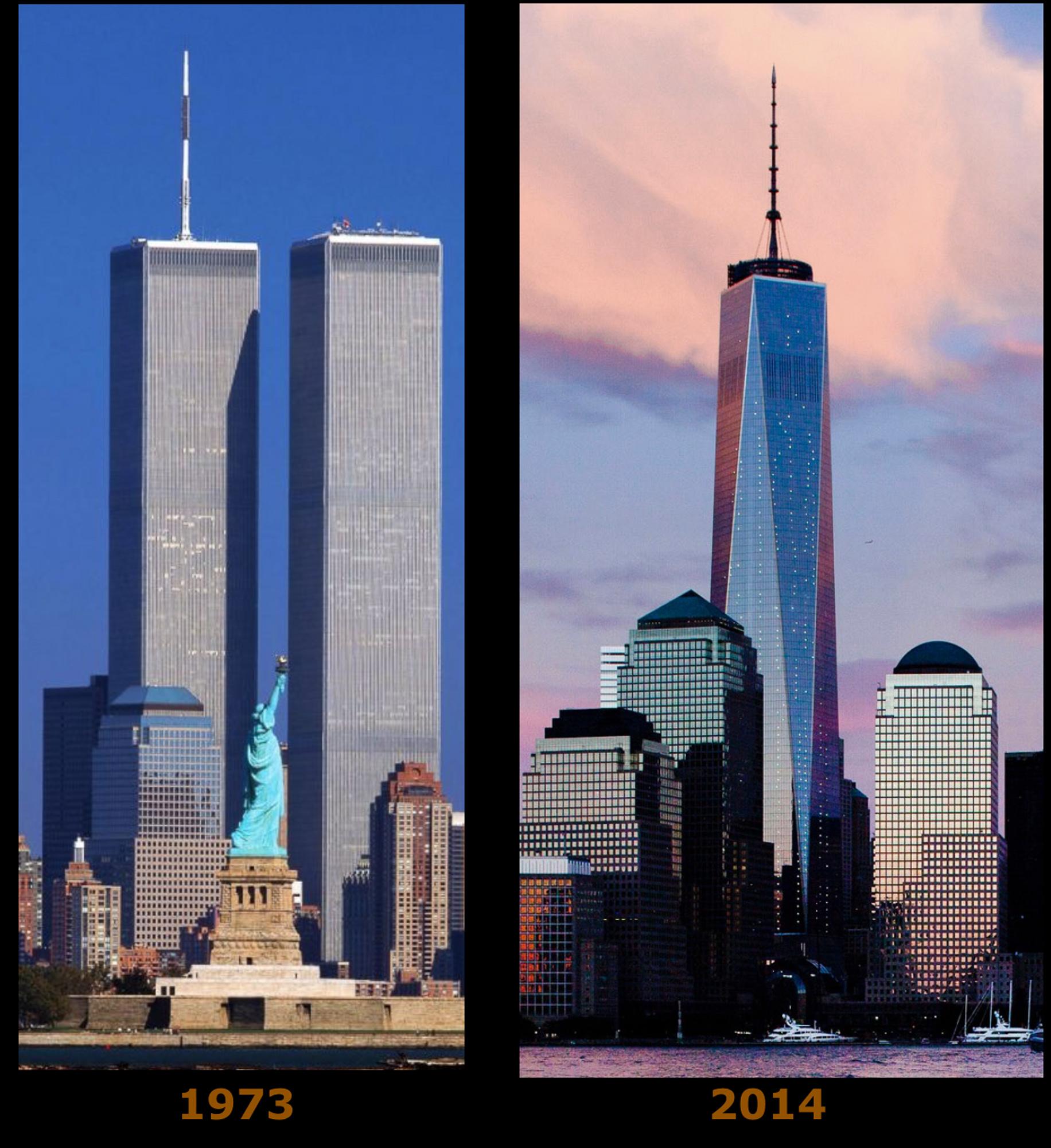 World Trade Center (1972–2014)